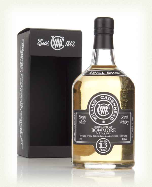 bowmore-13-year-old-2001-small-batch-wm-cadenhead-whisky