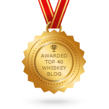 Awarded TOP 40 Whiskey Blog