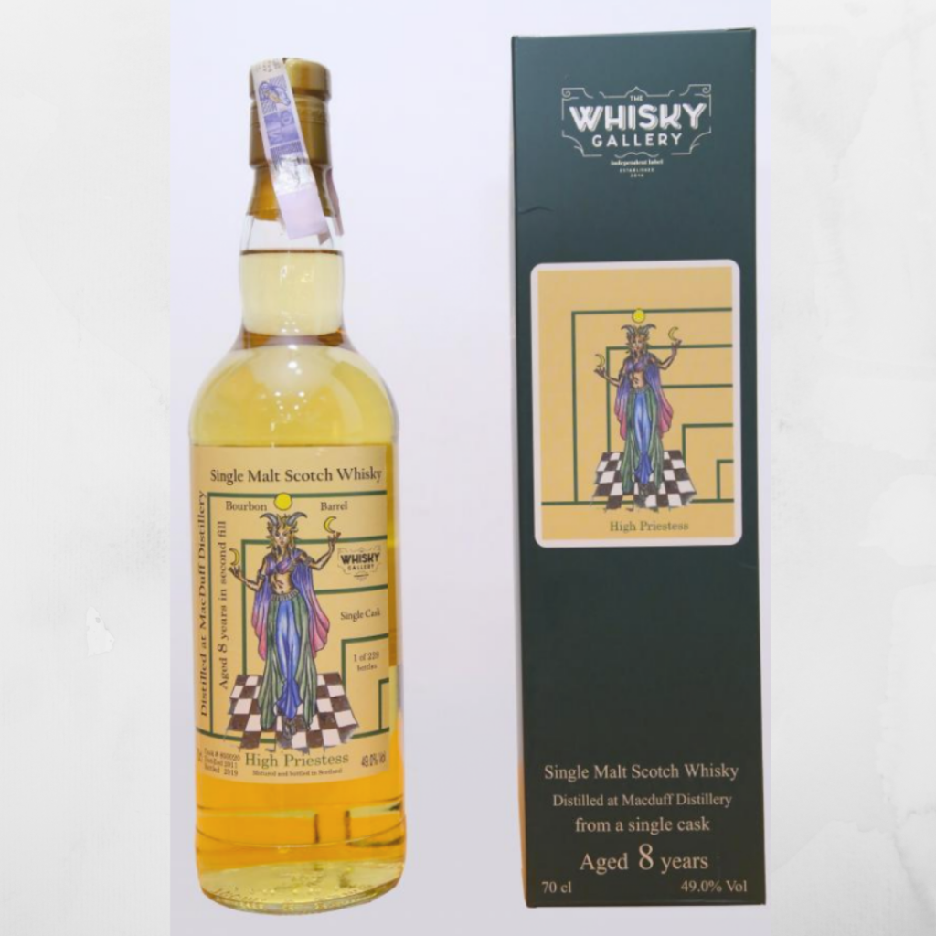 Macduff The Whisky Gallery 8 years old