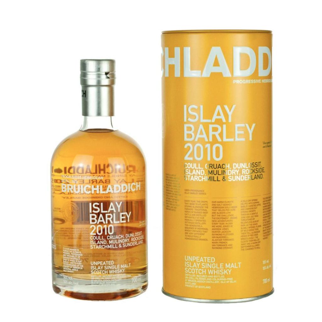 Bruichladdich Islay Barley 2010 (OB, 50%)