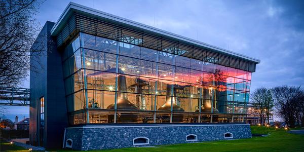 Irish Distillers Distillery