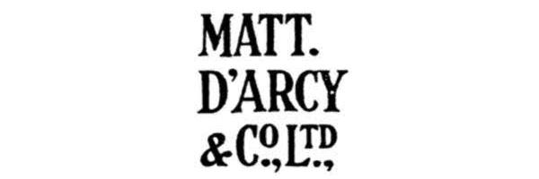 Matt D'Arcy's Irish Whiskey