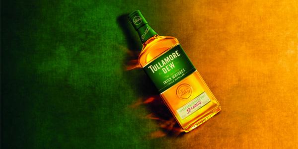 Tullamore DEW Triple Distilled Irish Whiskey
