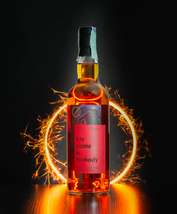 A Space Whisky Odyssey 2011-2021 by WhiskyFacile | Whisky AULTMORE